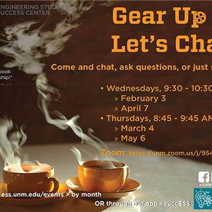 Image for: Gear Up & Let's Chat