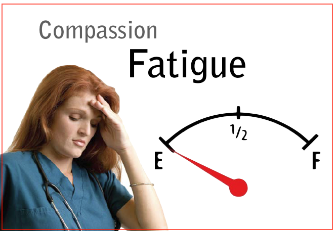 learning development compassion fatigue increasing resiliency