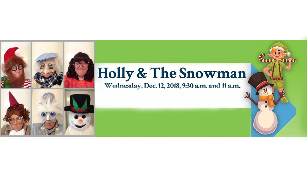 Holly and the Snowman