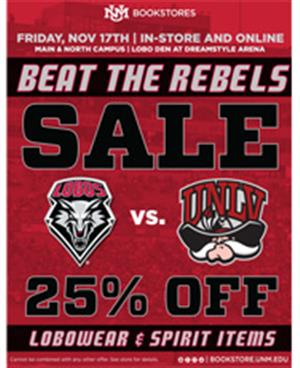 Unm Events Calendar Beat Unlv One Day Sale Save money on things you want with a unlv bookstore promo code or coupon. unm events calendar university of new mexico
