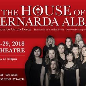 Image for: The House of Bernarda  Alba by Federico García Lorca