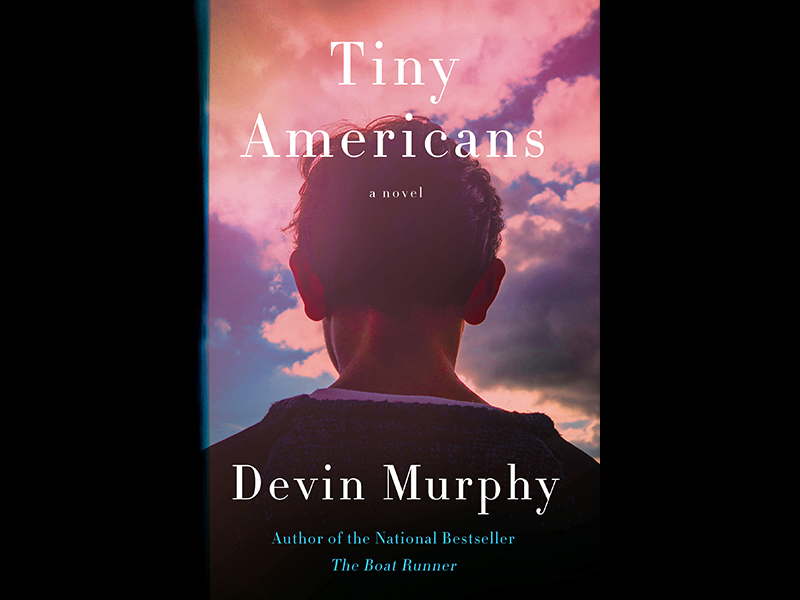 Speakers & Issues Series: Devin Murphy, novelist