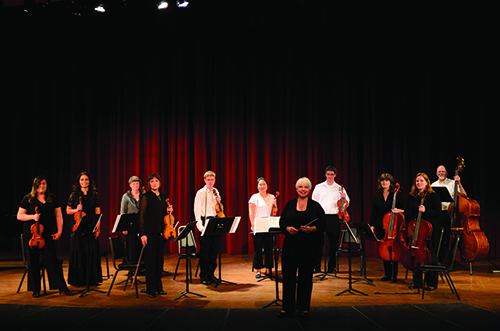 Calendar Mysteries May Magic : Arts center mystery fcc string ensemble