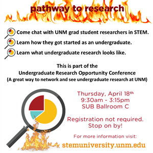 Image for: Ignite Lobo Research: How to fuel your pathway to research