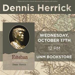 Image for: Dennis Herrick Book Event