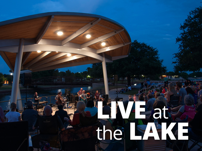 WFMA - Live at the Lake Concert Series