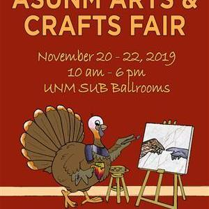 Image for: 56th Annual ASUNM Arts and Crafts Fair