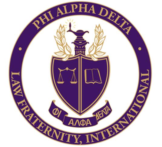 Phi Alpha Delta Seal