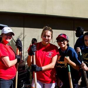 Image for: Fall Frenzy Campus Cleanup