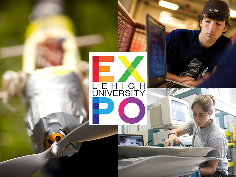 Whats happening at lehigh events in bethlehem lehigh university the lehigh expo set for 300 700pm thursday may 3 showcases the creativity and skills of lehigh students whose passion for building making malvernweather Image collections