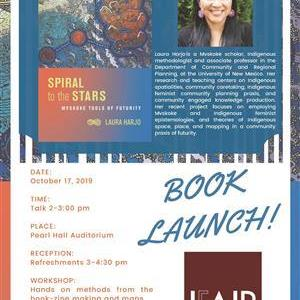 Image for: Book Launch: Spiral to the Stars