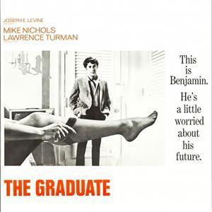 Image for: The Graduate - ASUNM Southwest Film Center