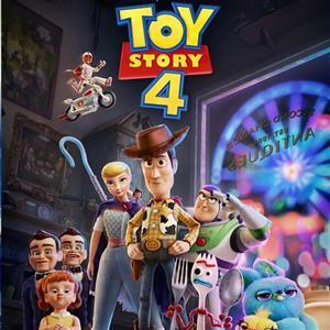 Image for: Toy Story 4 - Mid Week Movie Series
