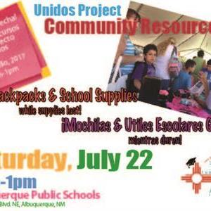 Image for: Unidos Project Community Resource Fair