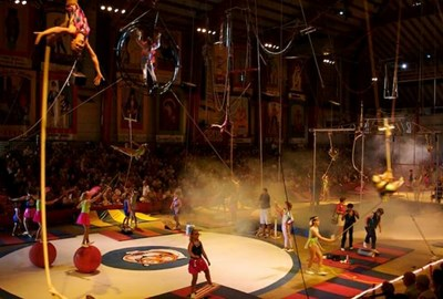 Visit Indiana - Circus City Festival