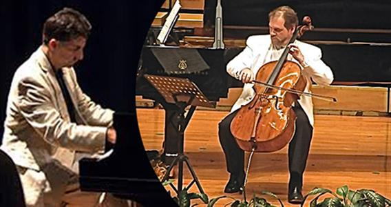 MUSIC: Faculty Recital, Michael Carrera, Cello