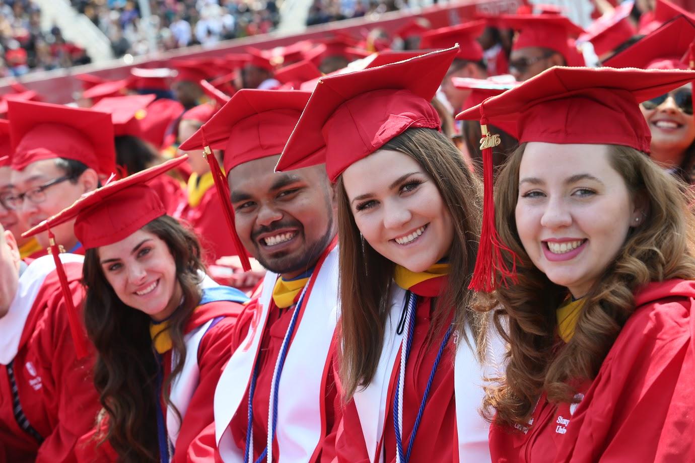 Stony Brook University Commencement Ceremony