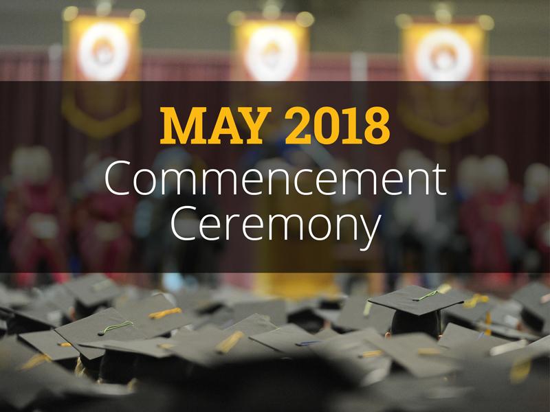 Commencement Ceremony