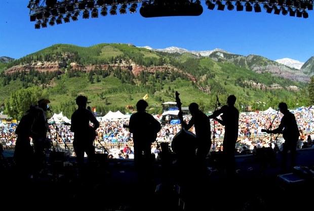 Telluride Bluegrass Festival 2020.Telluride Festivals Events Official Telluride Events
