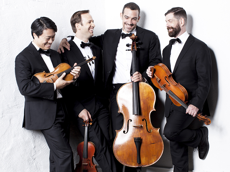 Music Series at Akin: The Miró Quartet