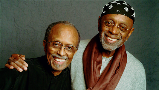 Jimmy Heath with Tottie Heath in concert with The Jimmy Heath Quintet and the AU Jazz Ensemble