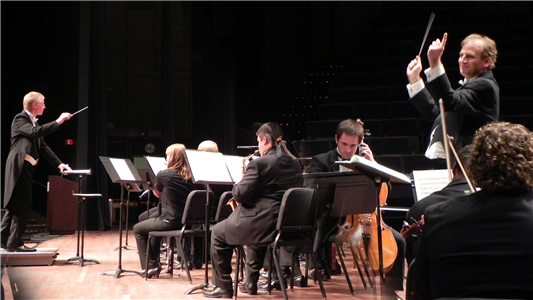 Augusta University Orchestra and Wind Ensemble