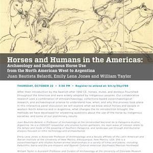 Image for: Horses and Humans in the Americas