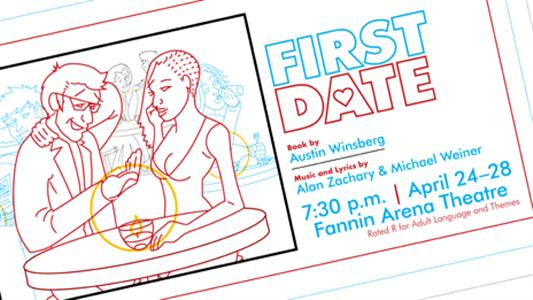 Richland College Richland College Theatre Presents First Date