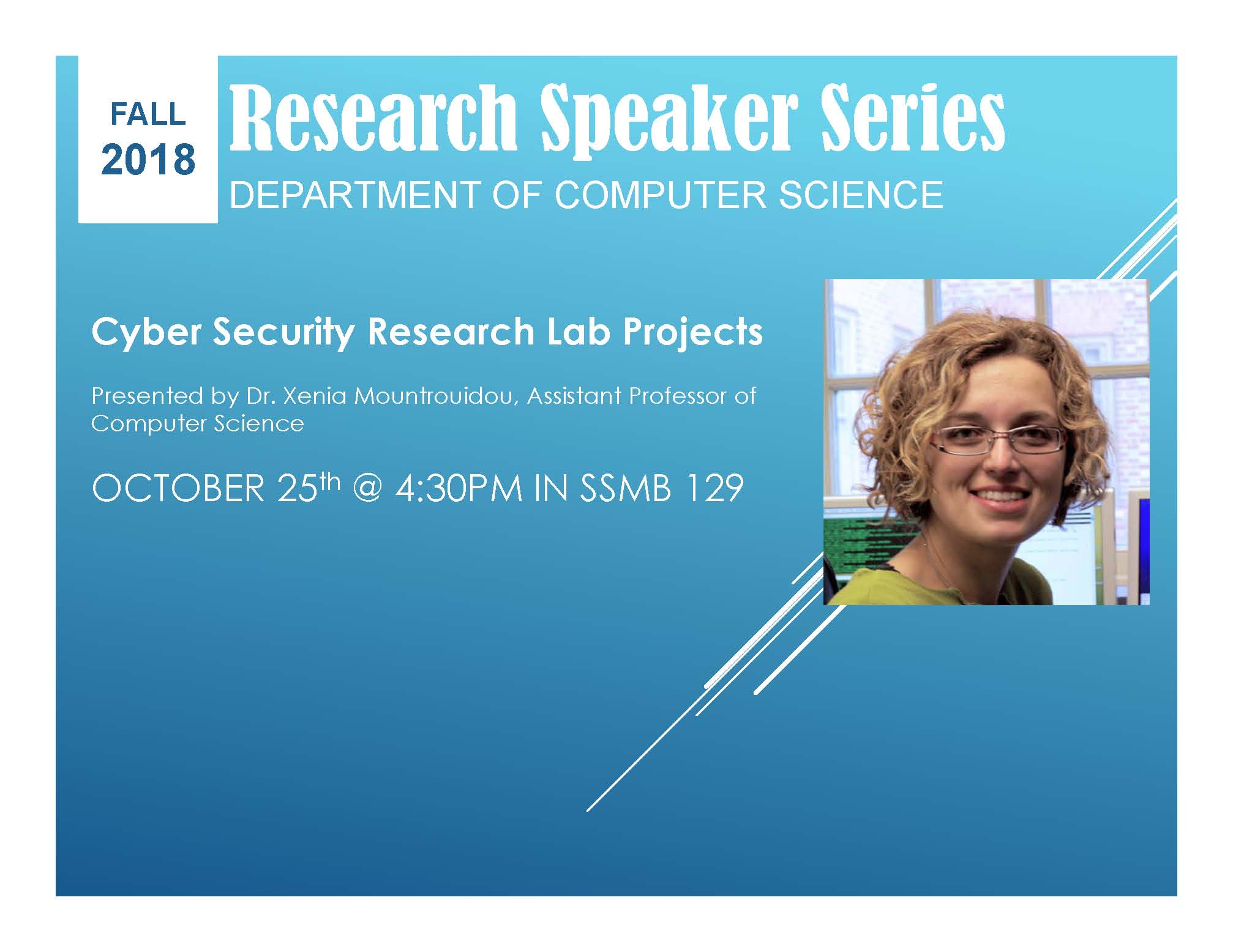 College of Charleston - Cyber Security Research Lab Projects