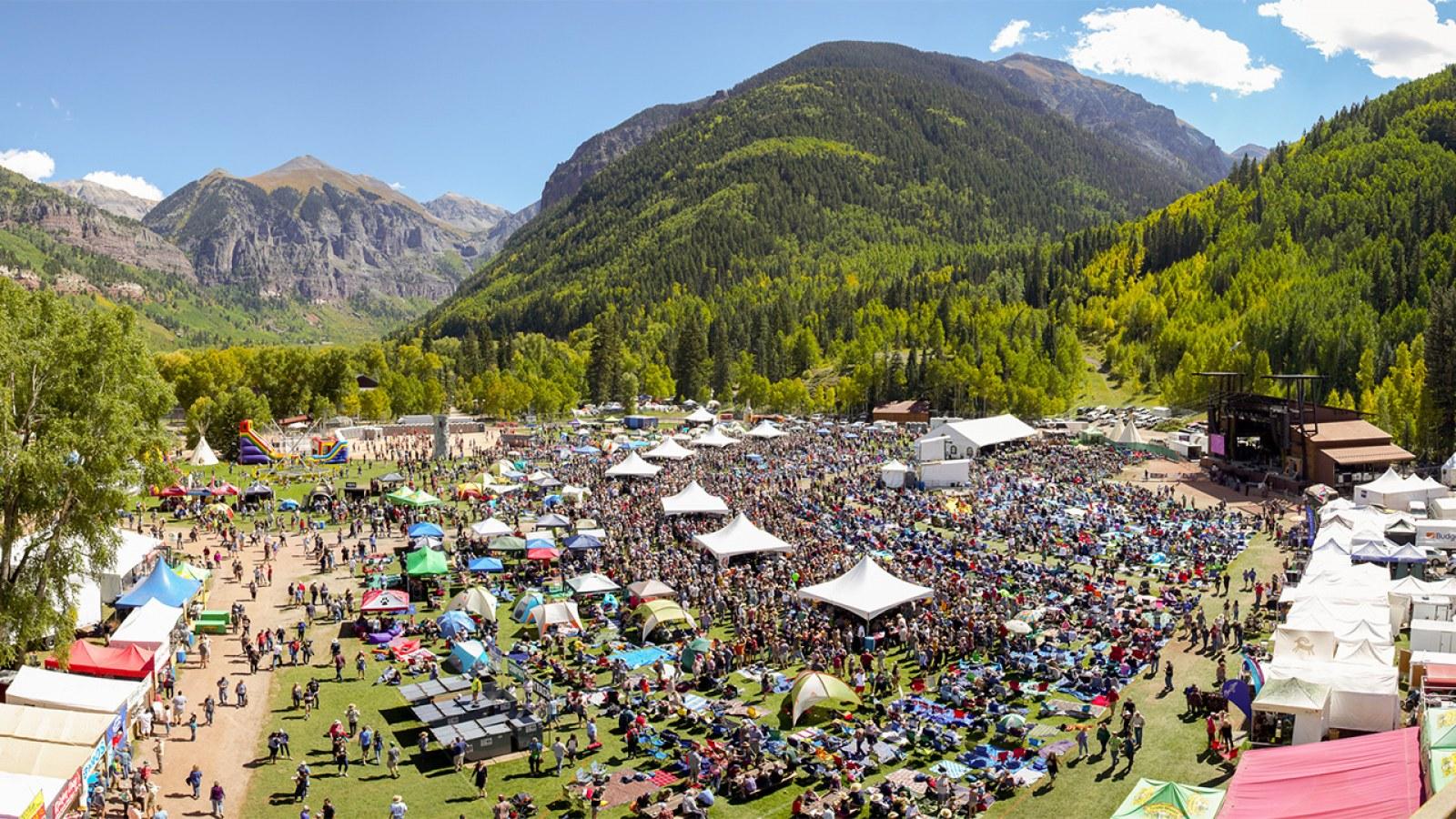 Telluride Festivals Events