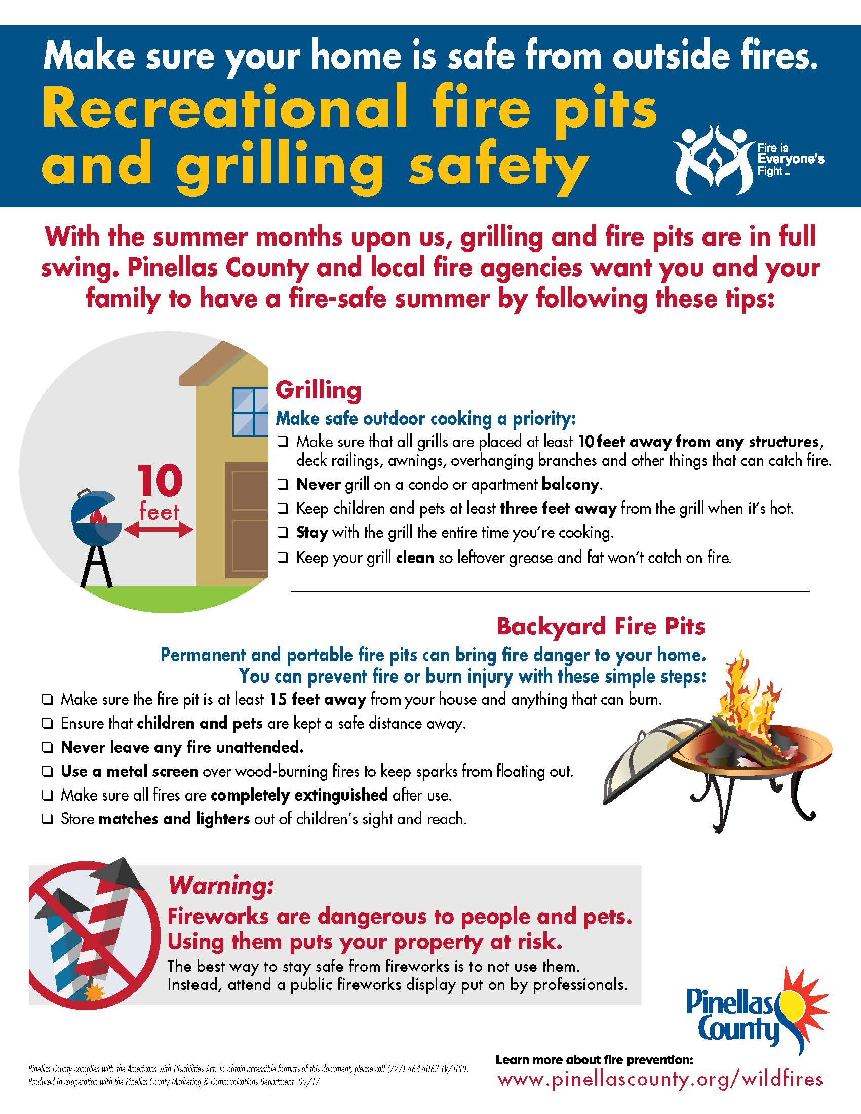 Pinellas_Outdoor Fire Safety