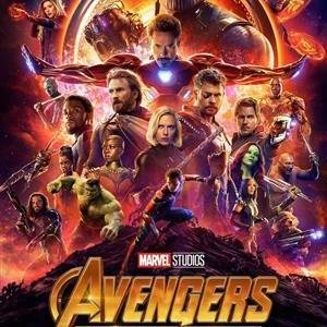 Image for: *FREE* Avengers Infinity War - Mid Week Movie Series