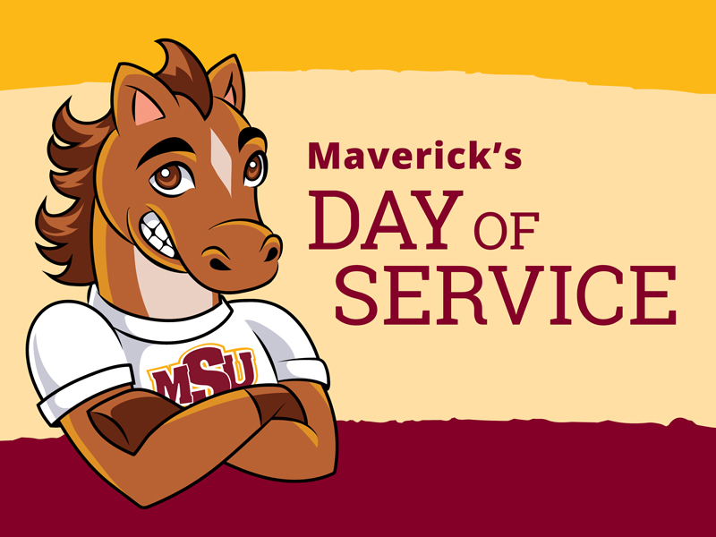 Maverick's Day of Service