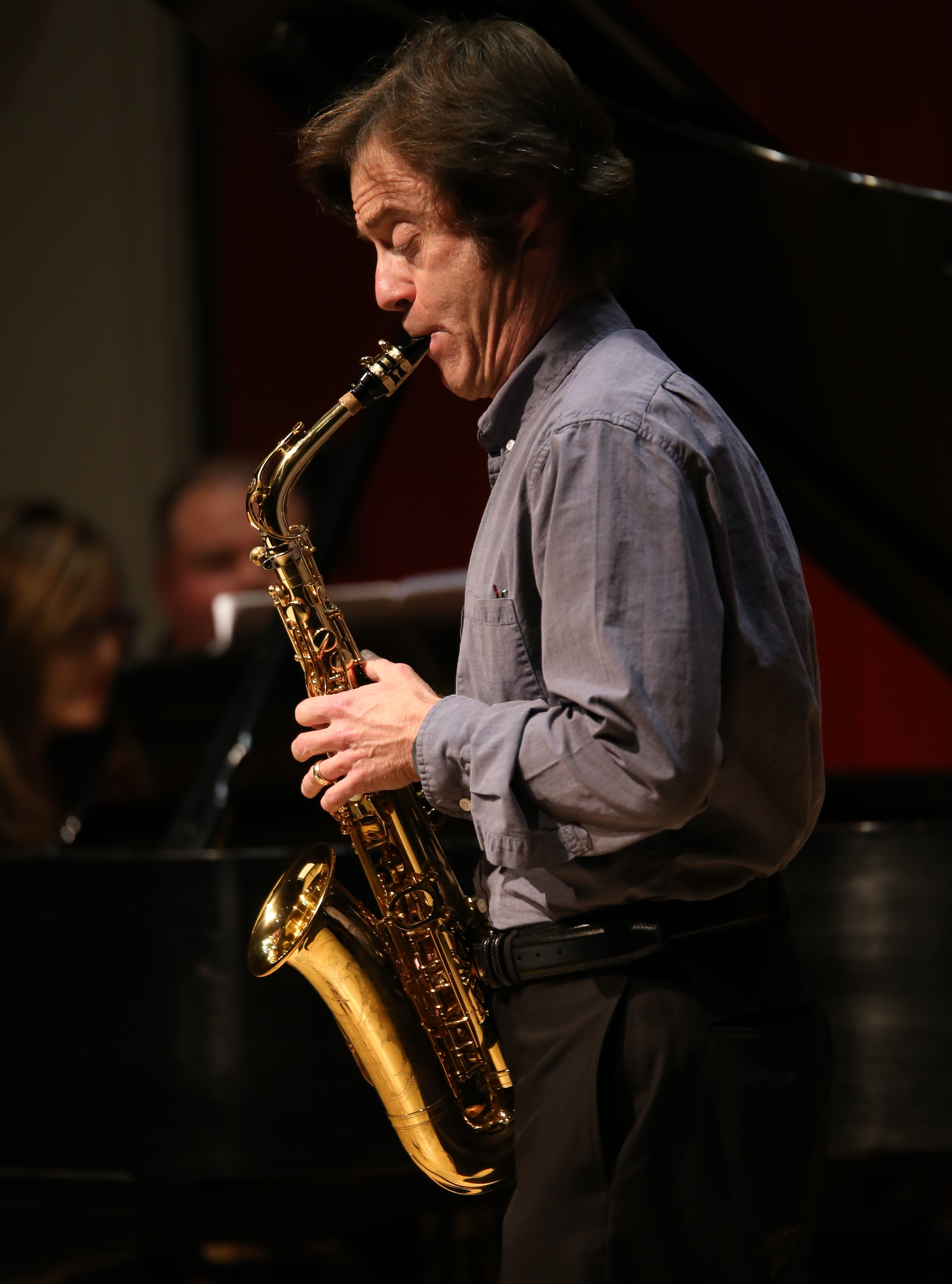 Guest Artist and Faculty Recital: Rhett Bender, saxophone and John Bleuel, saxophone