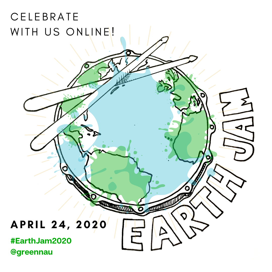 nau events earth jam 2020 virtual nau events earth jam 2020 virtual