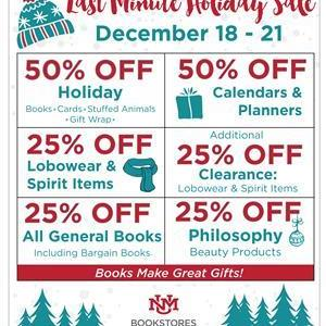 Image for: Last-Minute Holiday Sale: Medical/Legal Bookstore