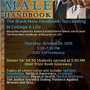 The Black Male Handbook: Succeeding in College & Life