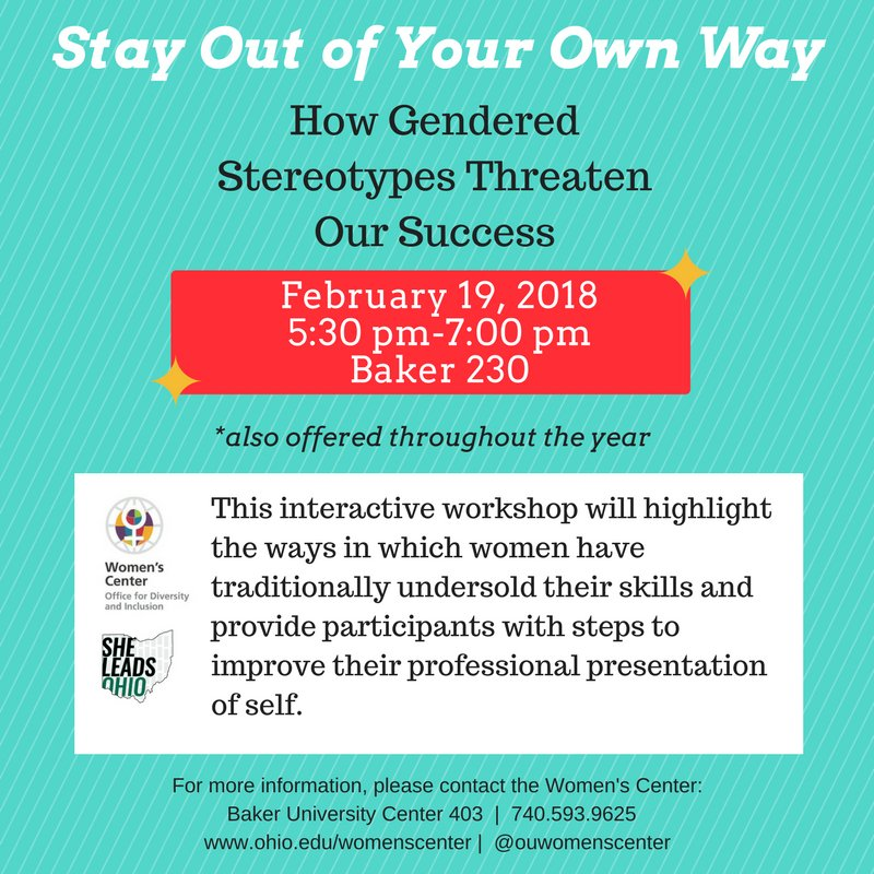 office stereotypes. Stay Out Of Your Own Way Workshop Feb. 19, 2018 Office Stereotypes .
